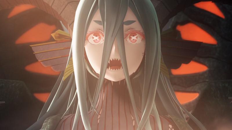 【FGO】アニメのティアマトは安っぽいしもう少しどうにかならなかったのか【FateGO】
